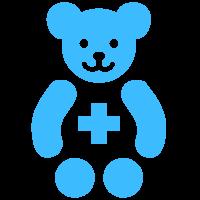 Kinderklinik#3dbbff