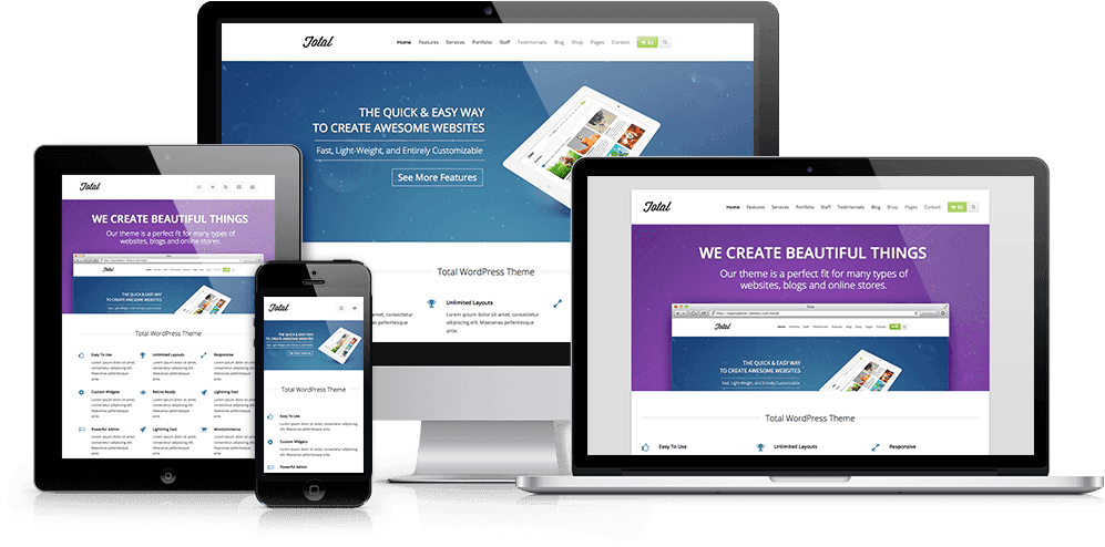 Homepage Starter