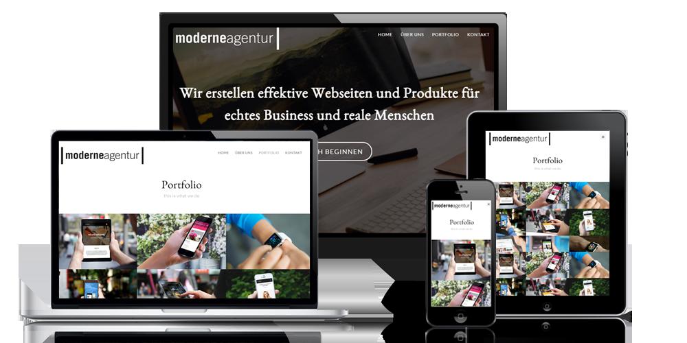 Moderne Agentur